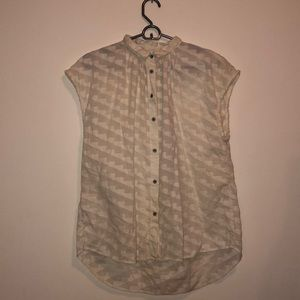 Lou & Grey top size small